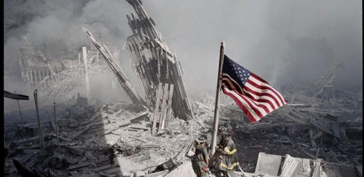 Atentados del 11S de 2001 en Nueva York.
