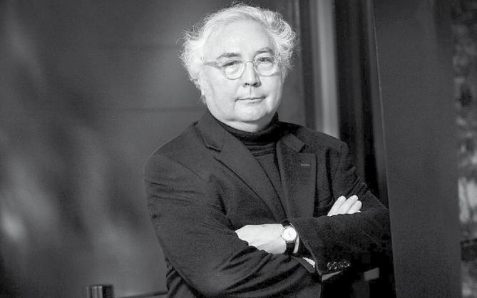 El sociólogo Manuel Castells.