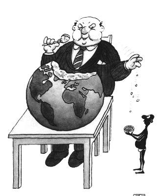 ¿Quién paga los excesos del capitalismo?