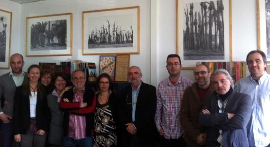 Encuentro de editores de revistas científicas de la UA, UMH, UCAM, Complutense y Universidad de La Laguna