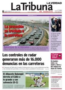 La Tribuna, La Verdad y La Razón, tres en uno en Albacete.