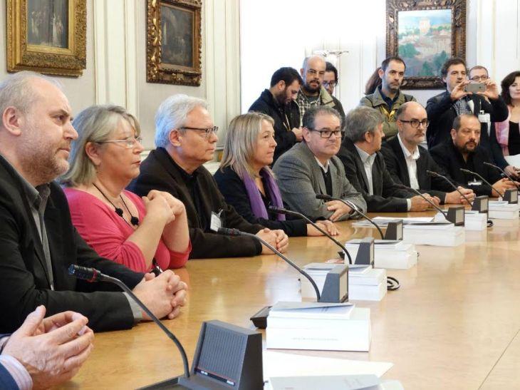 Reunión de la Comisión de Expertos en Valencia