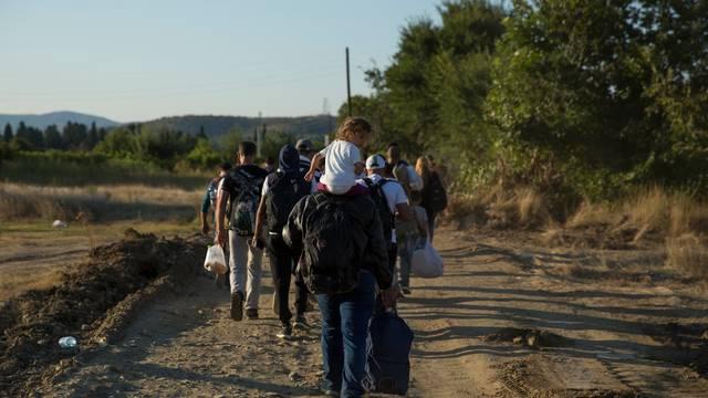 Refugiados en la frontera de Macedonia | Amnistía Internacional
