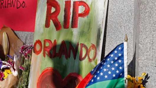 Homenaje a las víctimas del atentado de Orlando | FOTO RTVE