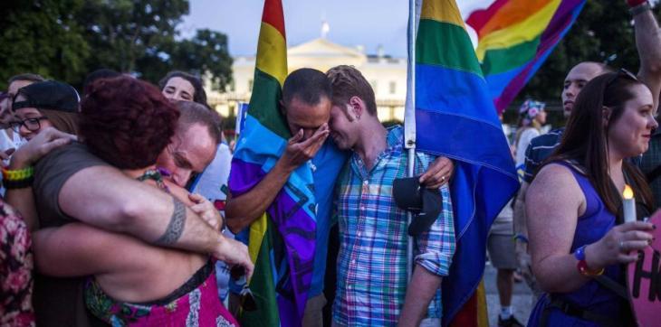 Escenas de dolor tras el atentado homófobo de Orlando | EL NUEVO DÍA