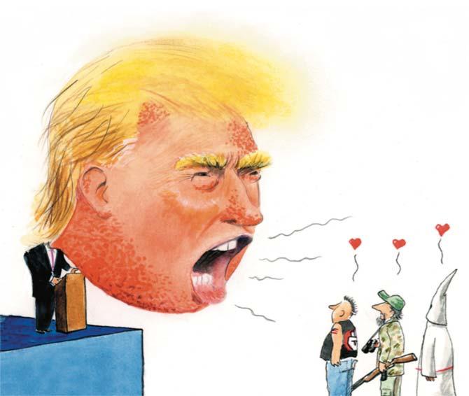 Trump como paradigma del Populismo de Estado. | Víctor Solís en Nexos