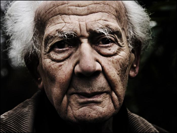 Zygmunt Bauman. Filósofo y pensador polaco.